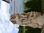 rzeźby, pomniki przyrody, dwór, szkalkiem rowerowym