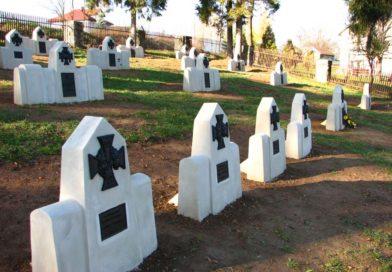Cmentarz wojenny nr 113 w Olszynach