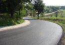 Nowa nakładka na drodze powiatowej w Olszynach