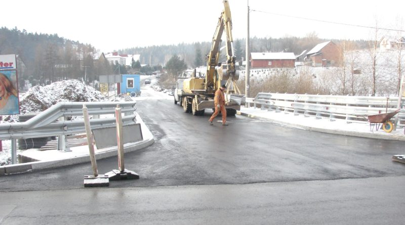 Przejazd drogą powiatową w kierunku Turzy będzie możliwy od  1  grudnia 2016 r.