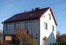 Wywiana dachu remiza OSP Kołkówka