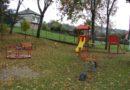 Plac zabaw w Rzepienniku Biskupim
