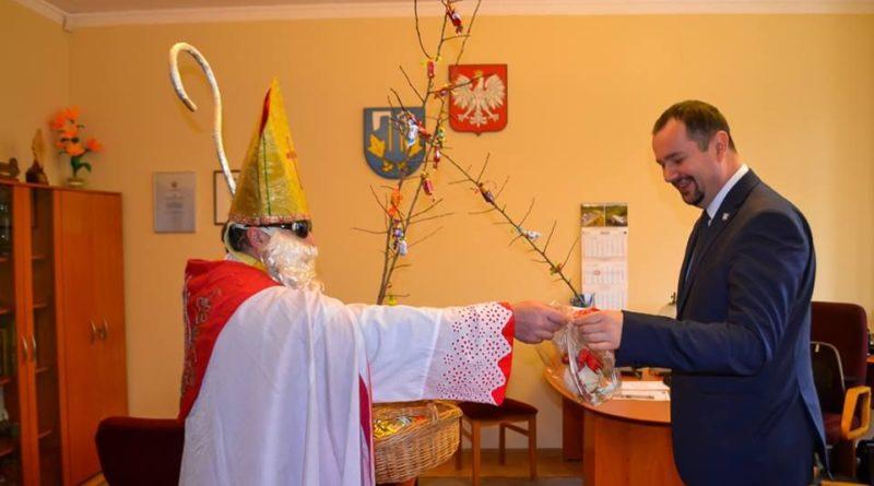 Święty Mikołaj odwiedził Gminę