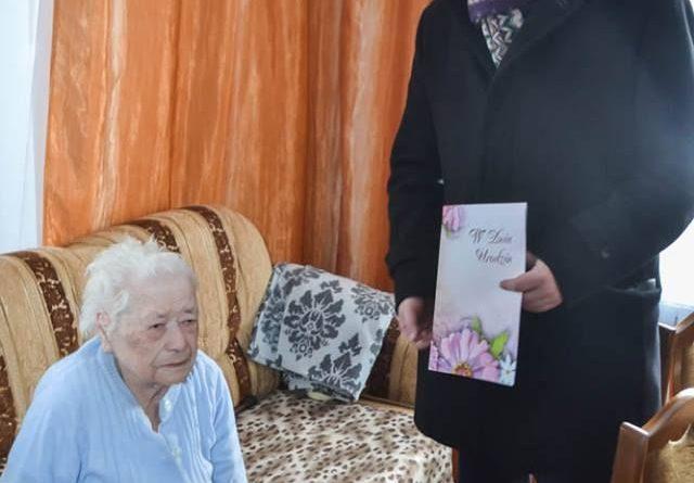 103 urodziny Eufemii Stanula