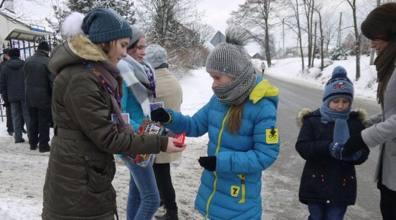 Wielkie serca w gminie Rzepiennki Strzyżewski