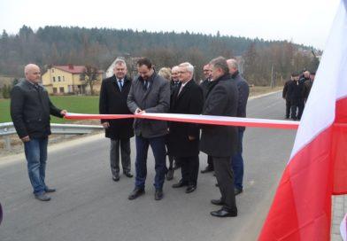 Oficjalne otwarcie mostu w kierunku Turzy