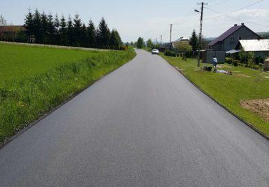 Zakończenie remontu dróg powiatowych w Turzy