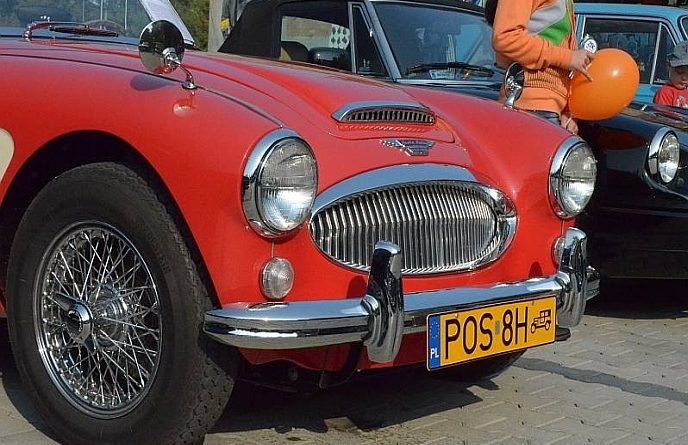 Ogólnopolski zlot samochodów z minionej epoki