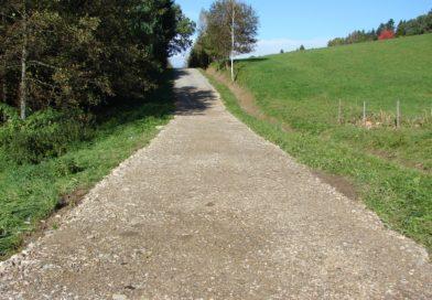 Droga do gruntów rolnych w Turzy