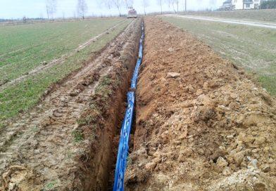 Wodociąg w Kołkówce