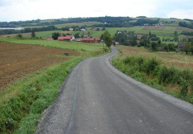 Droga Olszyny w kier. Ręklewskiego