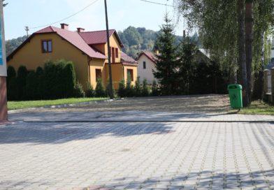 Miejsca Postojowe przy Ośrodku Zdrowia w Rzep. Strzyżewskim