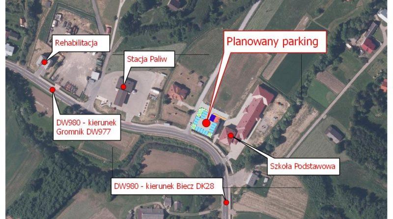 Nowe parkingi