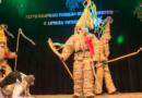 """Jury w Lipnicy Murowanej znów """"zamurowane"""" po występach grup kolędniczych z Gminy Rzepiennik Strzyżewski."""