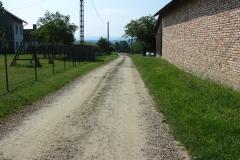 Droga Rzepiennik Suchy w kier. p. Mierzwy przed