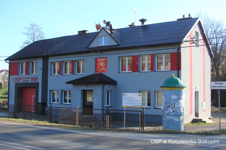 OSP w Rzepienniku Biskupim