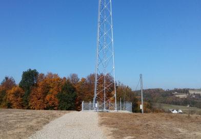 Nowy przekaźnik sieci komórkowej w Rzepienniku Strzyżewskim