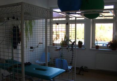 Punkt rehabilitacji w Rzepienniku Biskupim