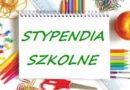 Stypendium szkolne na rok szkolny 2021/2022