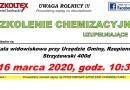 Szkolenie Chemizacyjne – SZKOLTEX