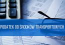 Stawkipodatku od środków transportowych na rok 2020