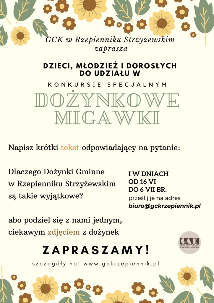 Baner Gmina Rzepiennik Strzyewski