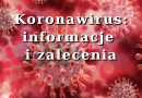 W związku z panująca epidemią koronawirusa, przypominamy o konieczności zachowania szczególnej ostrożności!