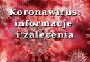 W związku z panująca epidemią koronawirusa, przypominamy o konieczności zachowania szczególnej ostrożności!