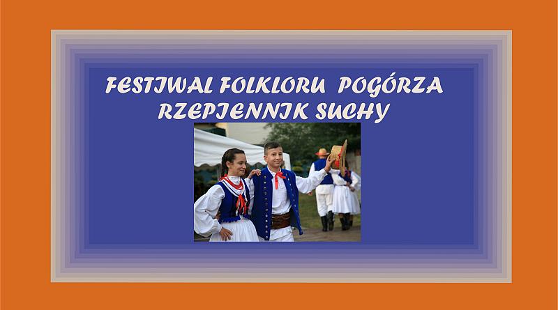 Zapraszamy na Festiwal Pogórza