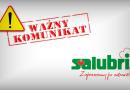 Salubris prosi by pacjenci nie przychodzili z dużym wyprzedzeniem