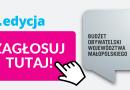 5. edycji Budżetu Obywatelskiego Województwa Małopolskiego