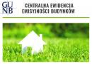 Centralna Ewidencja Emisyjności Budynków – nowy obowiązek właścicieli nieruchomości